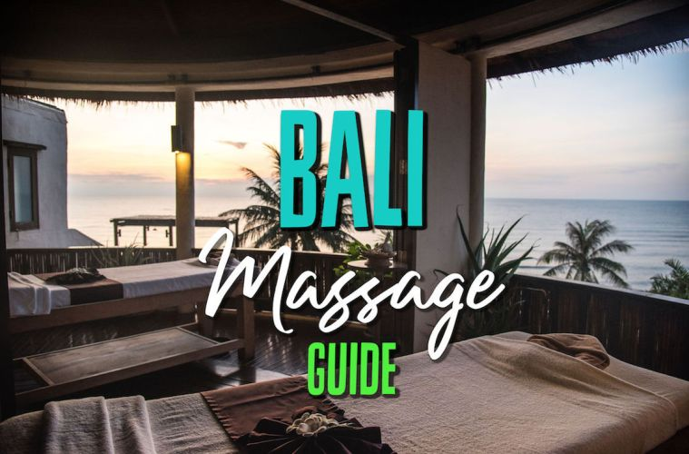 Bali Massage Guide