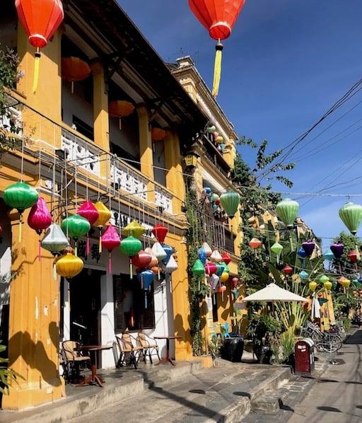 Hoi An Ancient Town - cheapest destinations