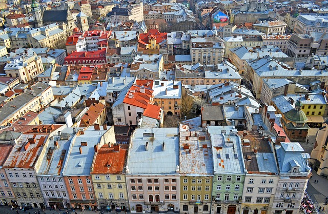 Visit Lviv Ukraine - cheap europe