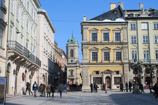 Lviv Ukraine - cheapest places to travel 2019