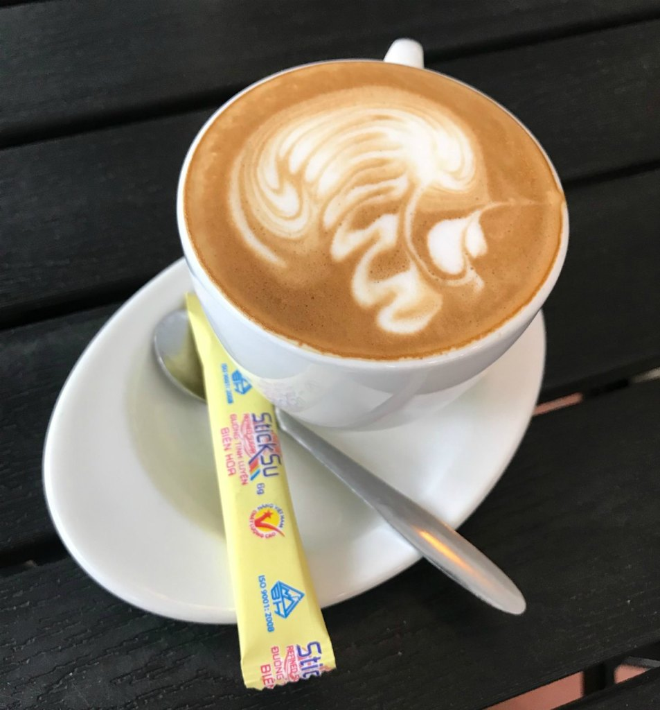 Mia Coffee Where to Drink and thanigs to do in Hoi An