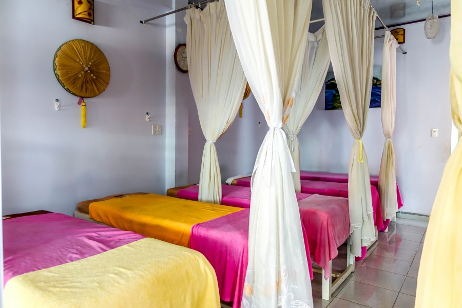 Phuoc Lavendar spa hoi an best massage