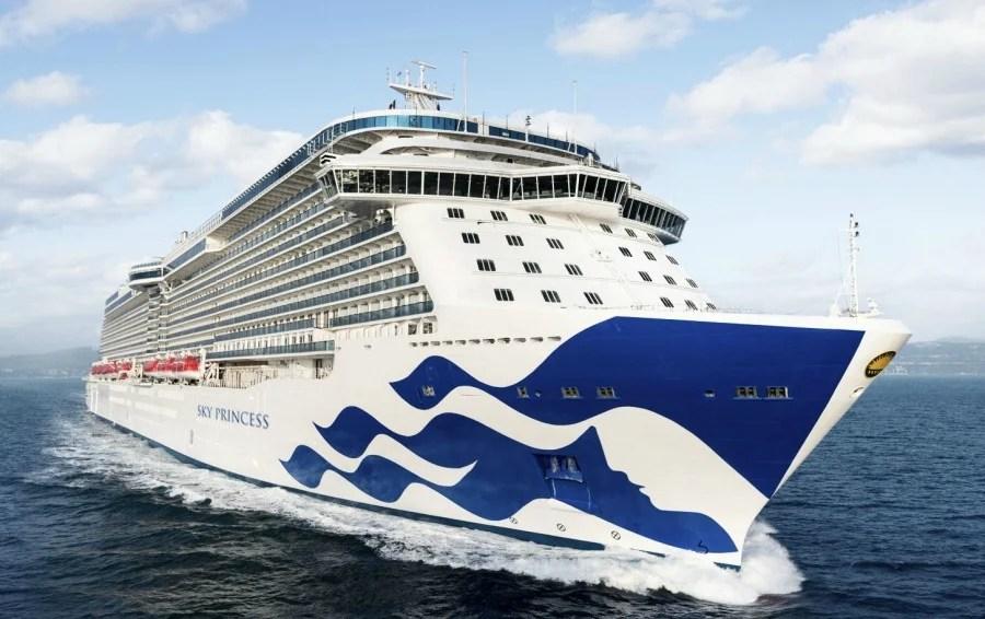 Princess Cruises Free Room Service