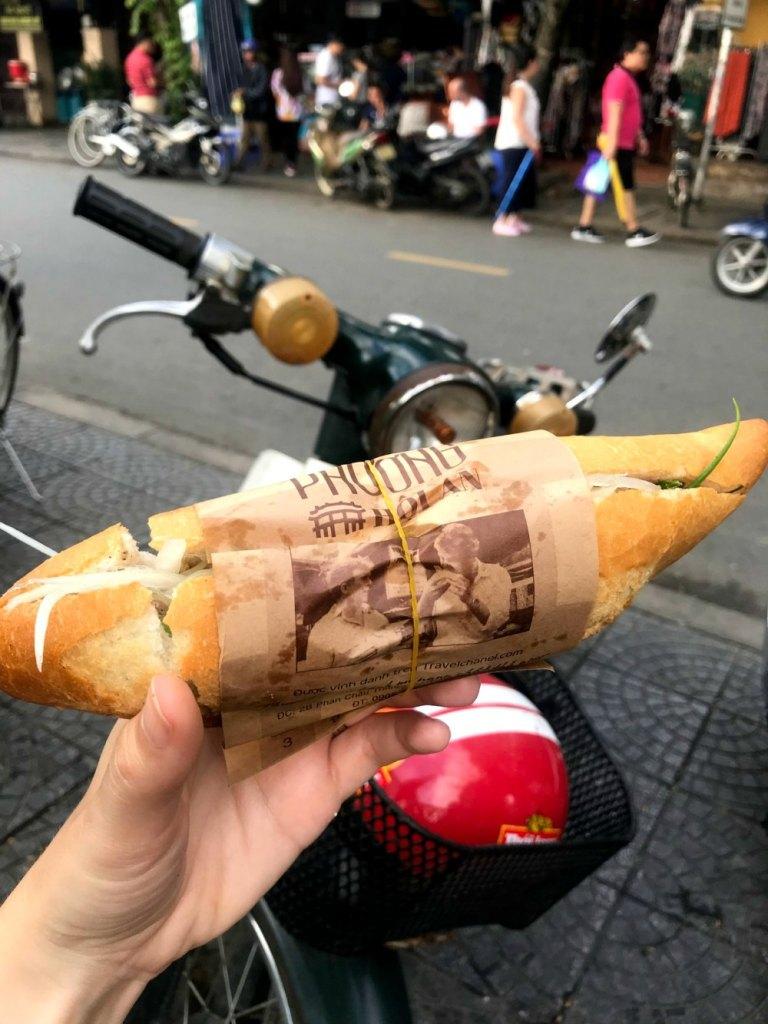 eat bahn mi - best things to do in hoi an