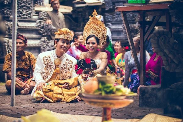 Bali locals friendly to kids