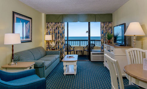 compass cove cheapest ocean front hotel in myrtle beach