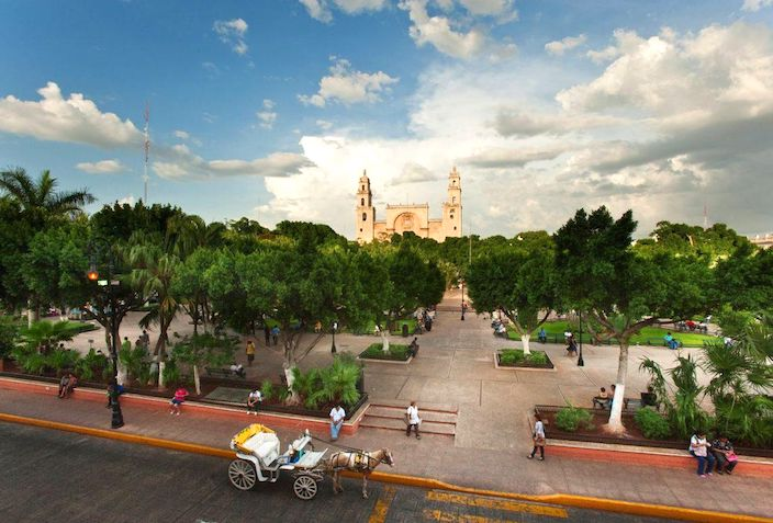 Merida mexico - cheap destination for canadian travellers