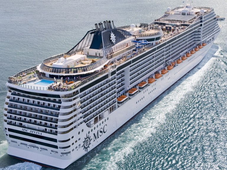 MSC Divina Cheapest Cruises