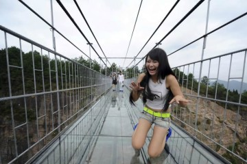 Top 5 Glass Bridges In The World