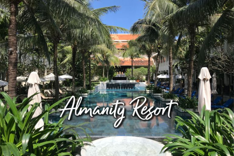 Almanity Hoi An - Review of the holistic wellness resort in vietnam