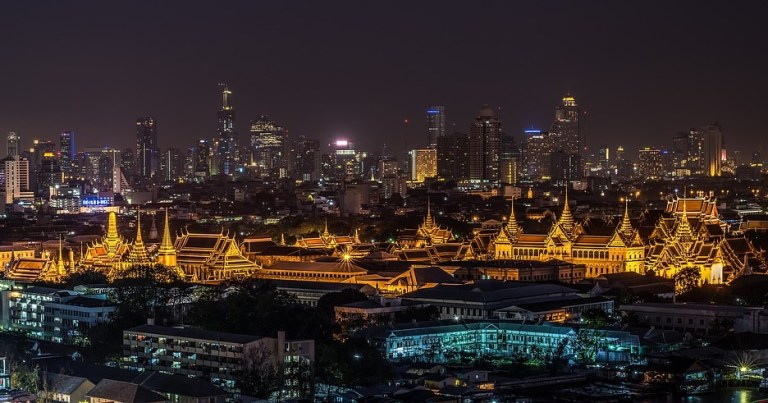 bangkok is the most visited city in the world - bangkok overtourism
