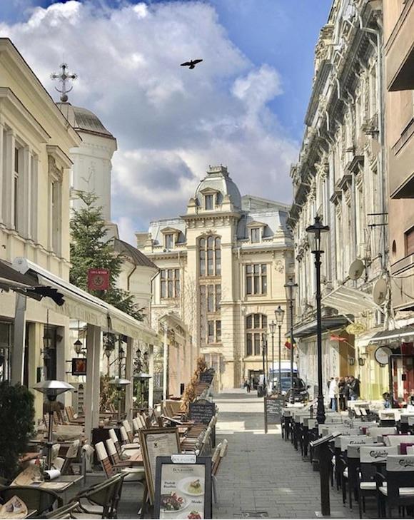 bucharest alternative city to paris