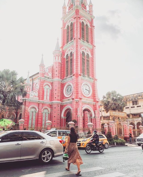 where to go instead of bangkok - ho chi minh city
