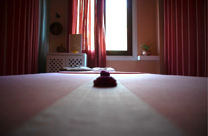 Massage included at Almanity Hotel
