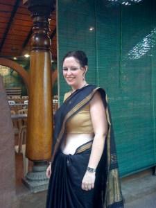 Kristen Dias - australian expat in india