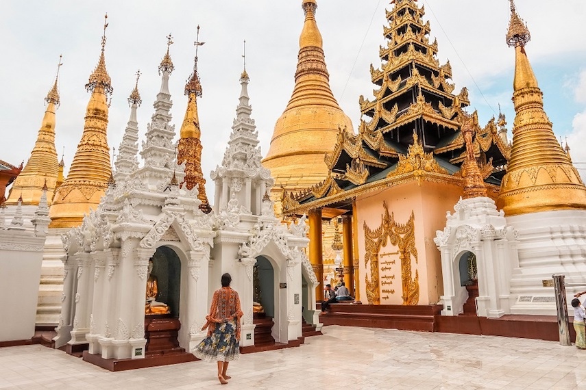 Shwedagon Pagoda tips, entry and hours