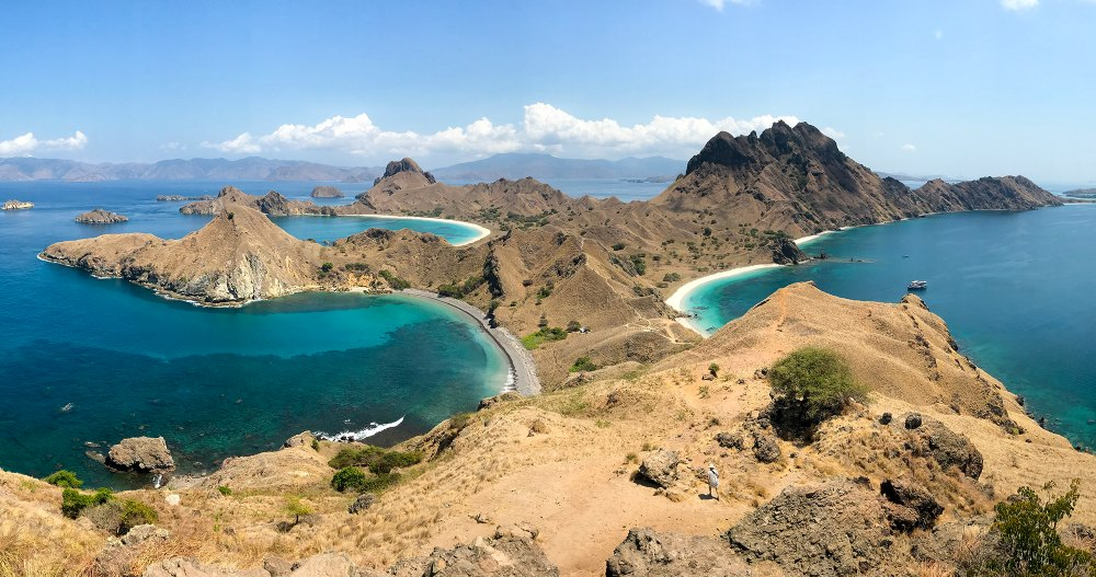 Komodo national park shut down
