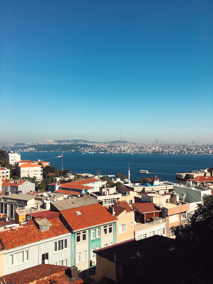 Galata neighborhood in Istanbul