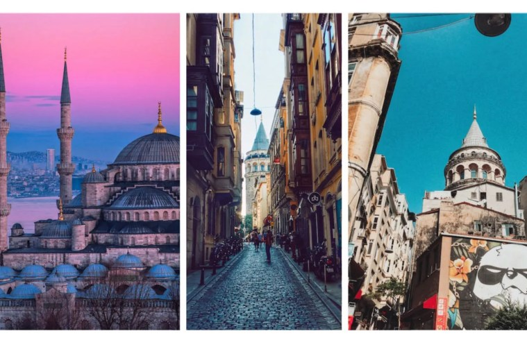 the 5 best neighborhoods in Instanbul