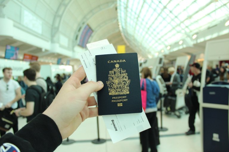 Here S Where Canadians Can Travel Visa Free Travel Off Path