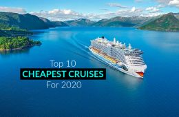 Cheapest Cruises 2020
