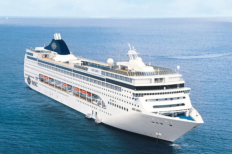 MSC lirica cheapest cruise