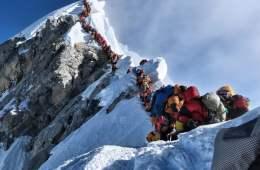 Selfies Everest