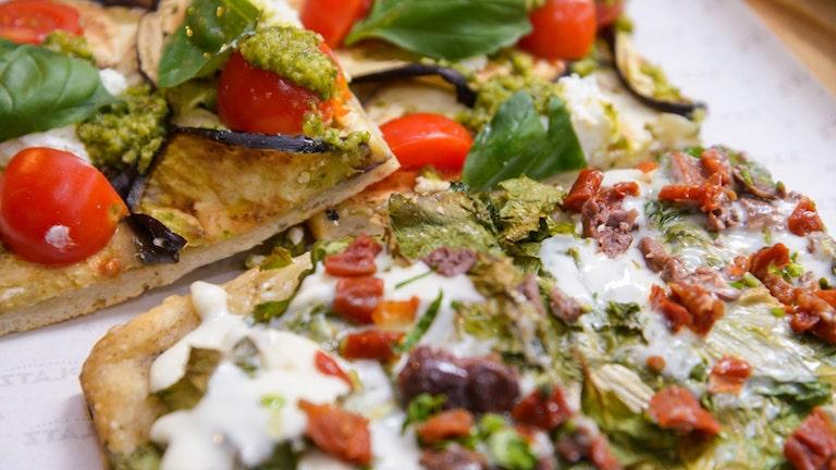 Pizza La Boccaccia in Rome - cheap restaurants in rome