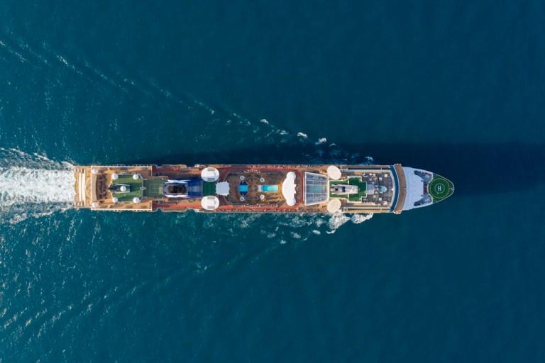 COnstellation repositioning cruises