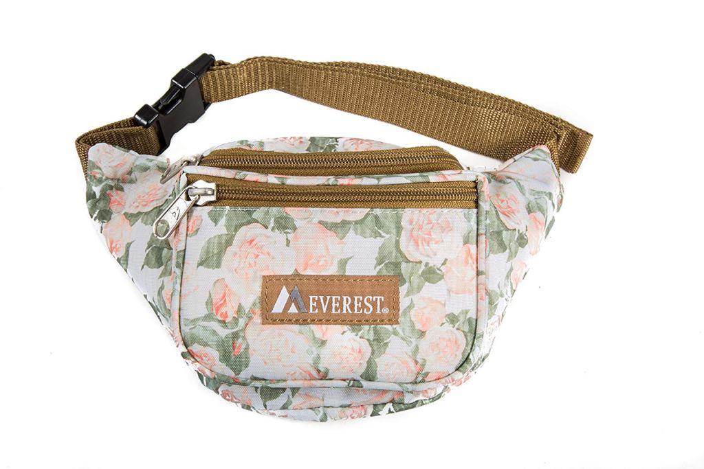 Everest Vintage Floral Waist Pack