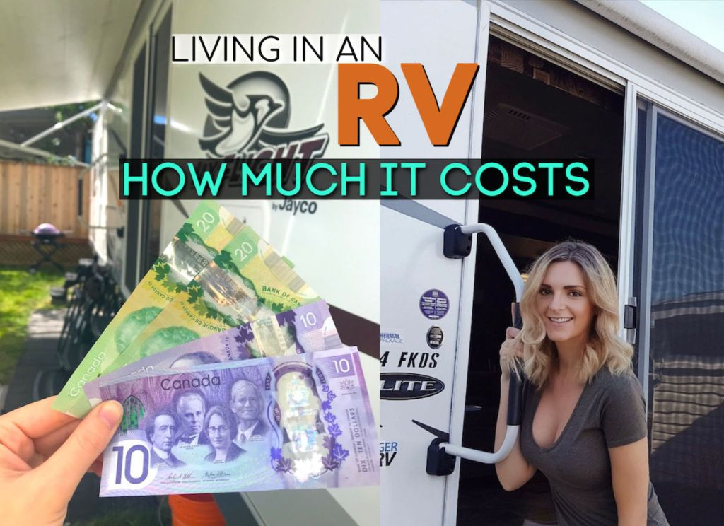 How much it costs to live in an RV
