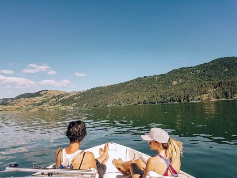 Lake life Kelowna