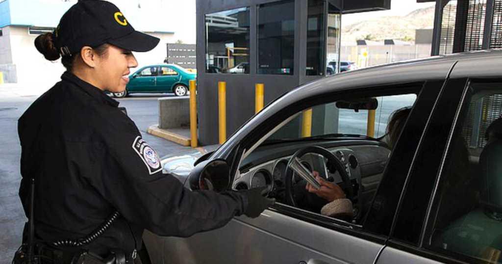 Canada Border Patrol