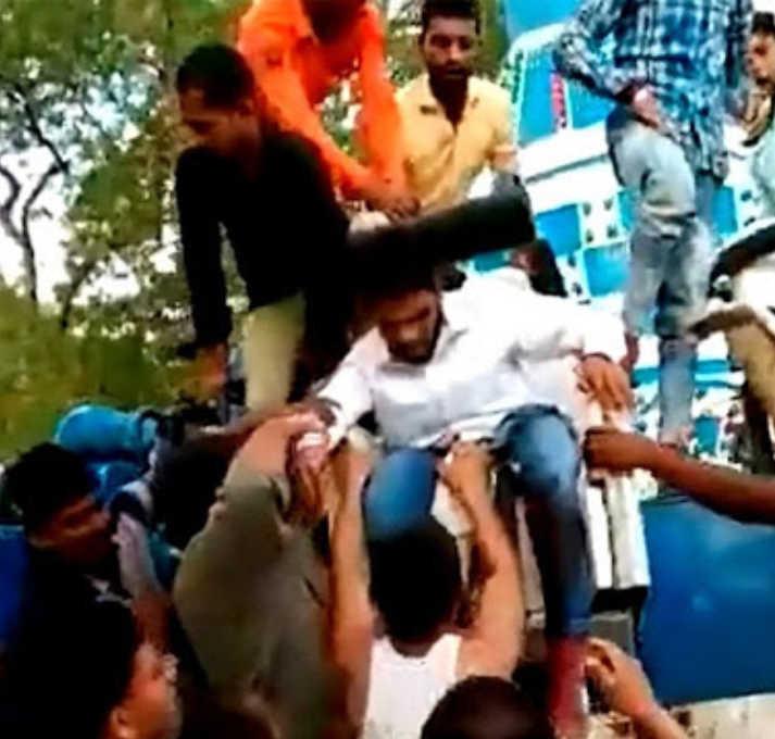 India Ride SNaps in Half Killing 2