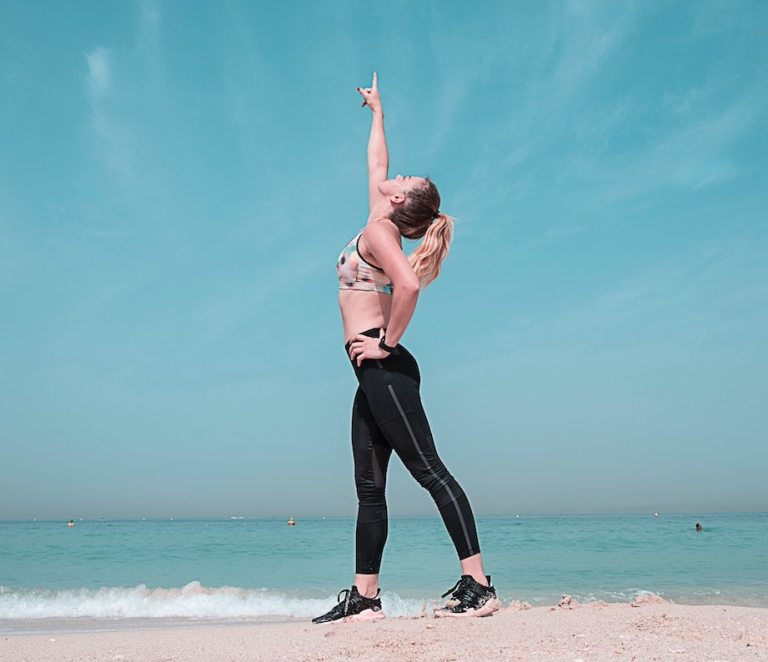 stay in shape while traveling