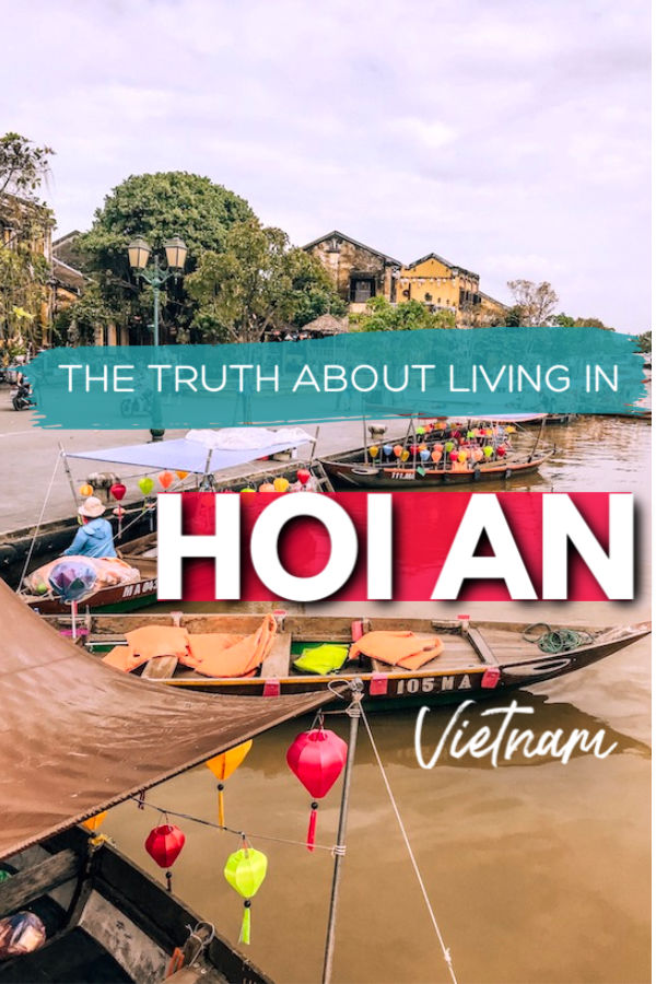 the pros and cons about living in hoi an as an expat