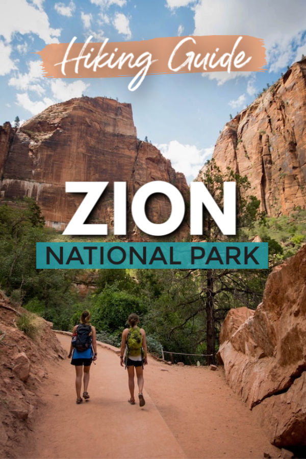 Hiking Guide for Zion National park