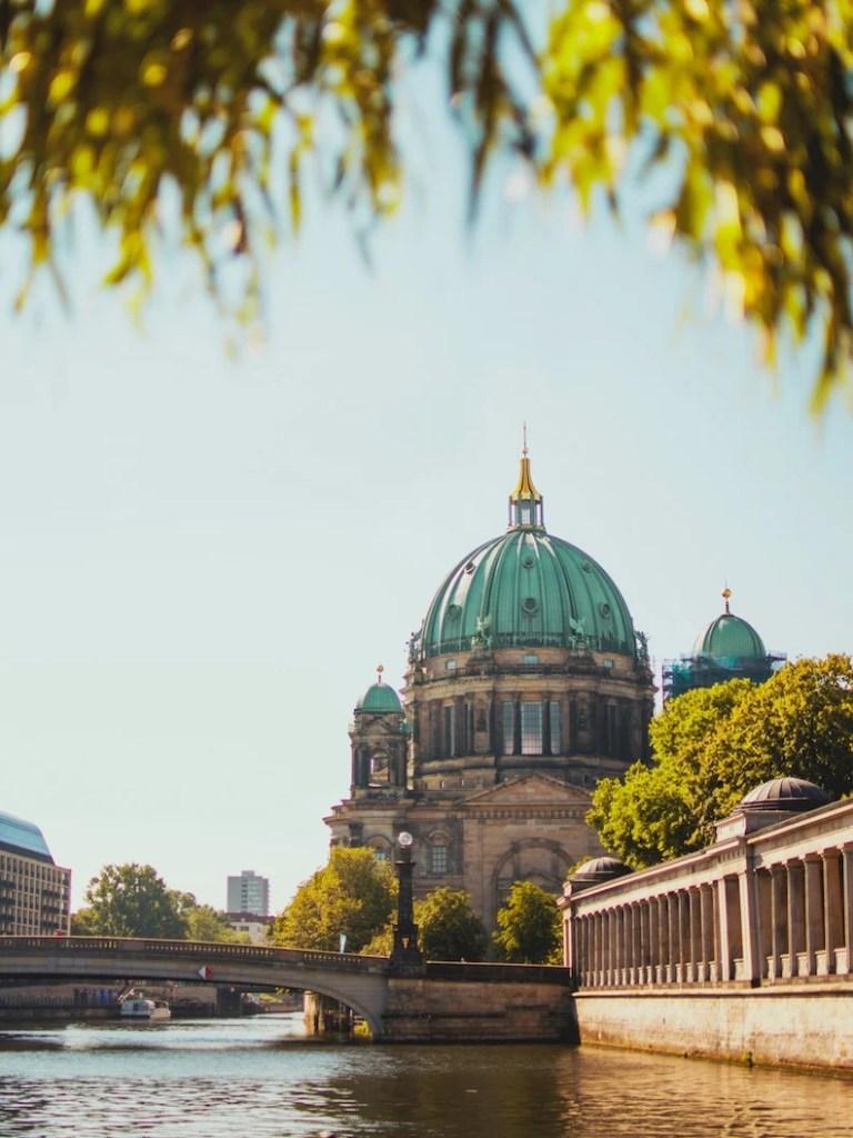 Berlin has a huge vegan scene