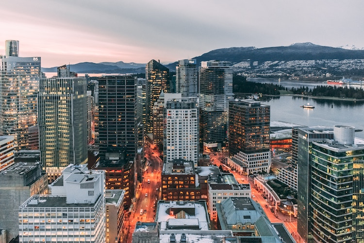 Vancouver is a vegetarian friendly city to travel to