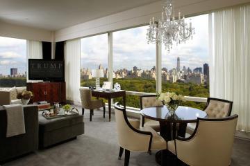 Best Hotel In The World Trump International New York