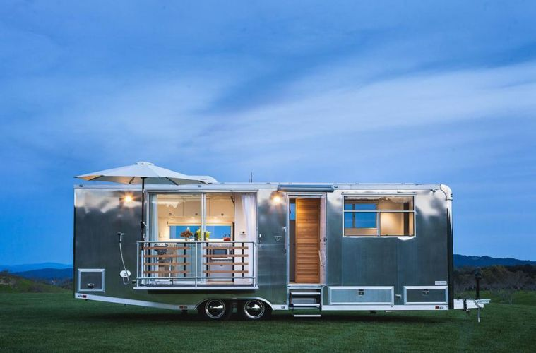 Camper Trailer with all luxuries of home