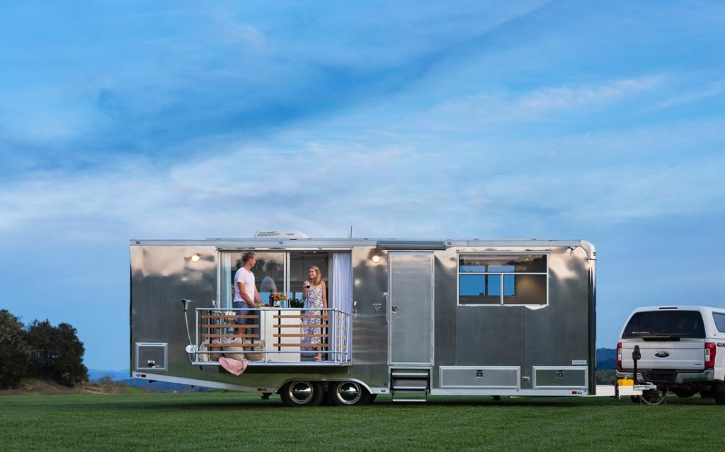 Living Vehicle Trailer