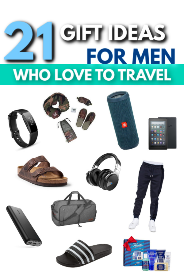 21 Gift ideas for men who love to travel that are under $100