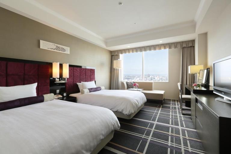 Luxury stay in Kanazawa - hotel nikko