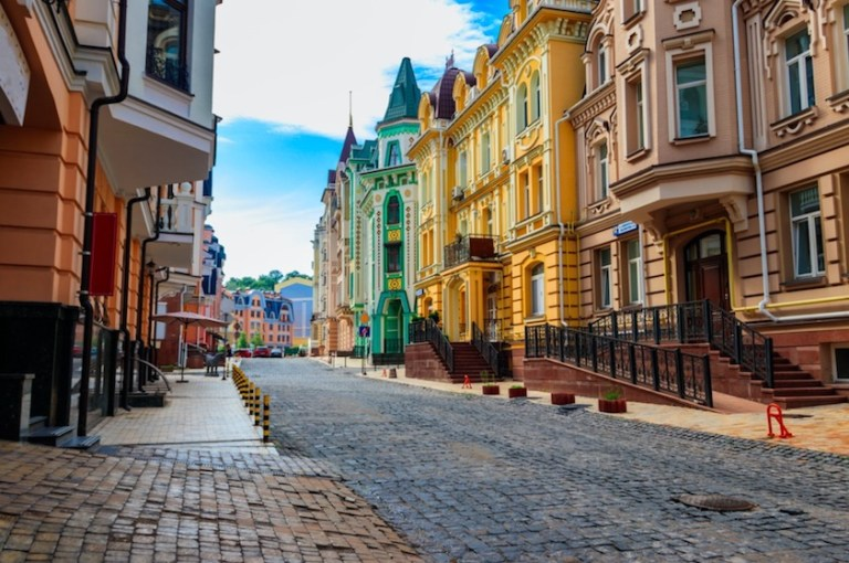 moving to kiev as an expat