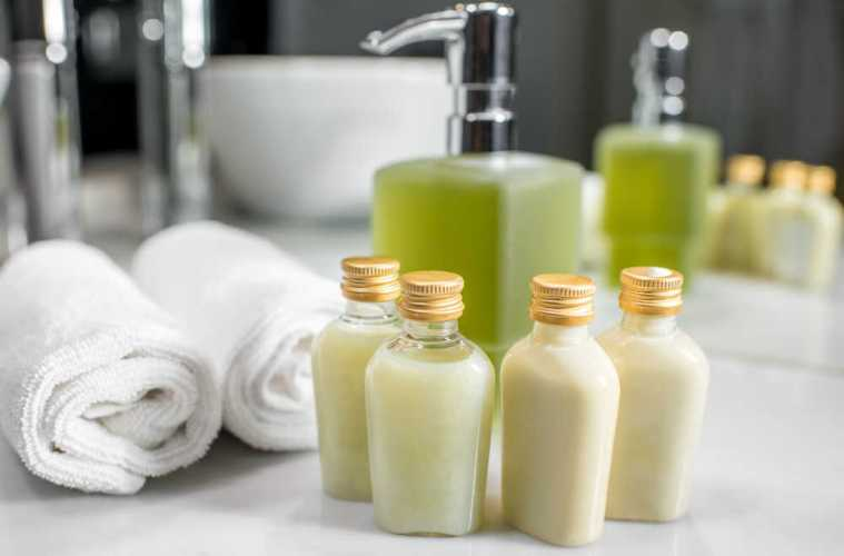 California Bans Hotels Plastic SHampoo Bottles