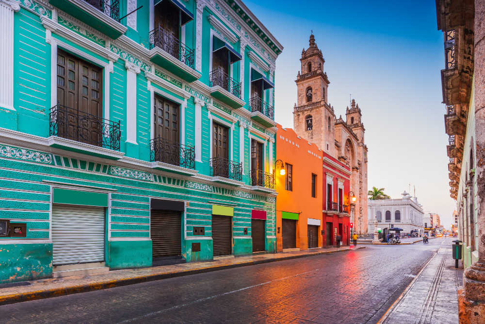 Merida Best city in the world