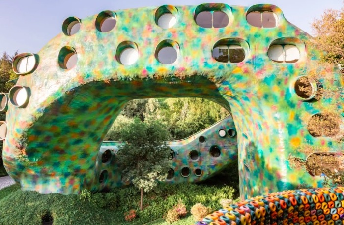 weird and strange hotels in mexico city