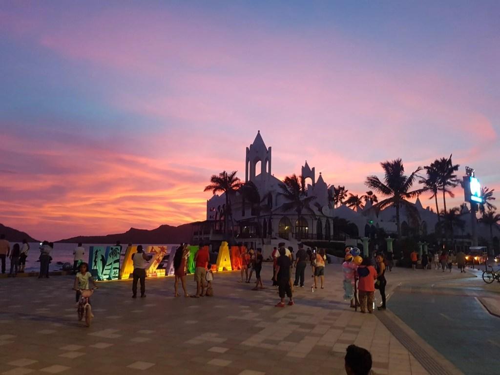 Stay withing Tourist areas Mazatlan