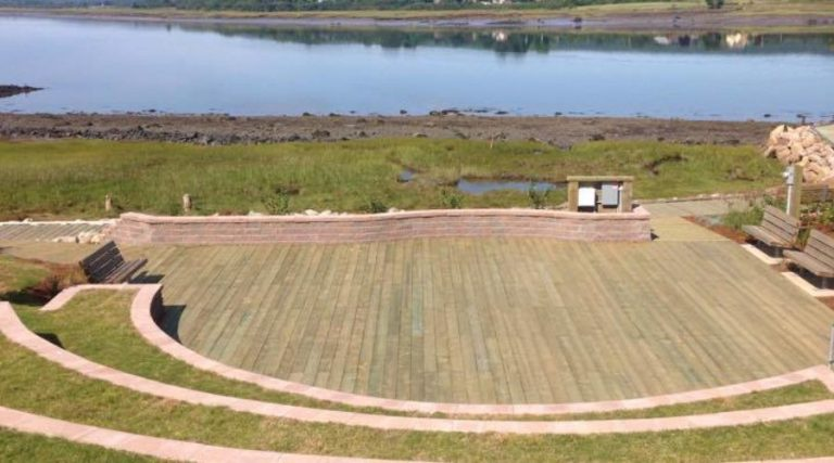 amphitheatre in annapolis royal